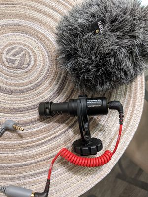 Rode videomicro mic camera gimbal phone microphone for Sale in Orange, CA