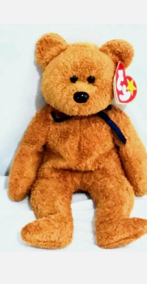RETIRED Ty Beanie Baby FUZZ BEAR ERRORS With Tags RARE for Sale in MIDDLEBRG HTS, OH