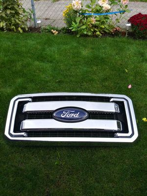 2017 Ford F-350 super duty OEM grill for Sale in Seattle, WA
