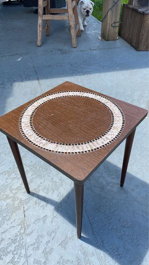 Antique side table ! for Sale in Fort Lauderdale, FL