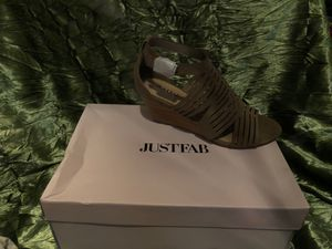 JUSTFAB SIZE 5.5 for Sale in Stockton, CA