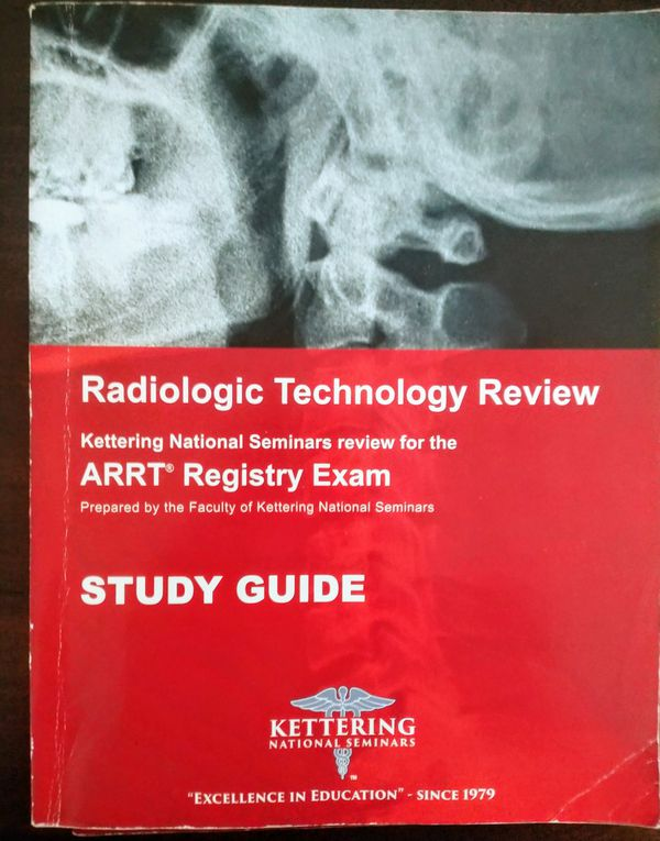 Radiologic Technology Review-Kettering National Seminars