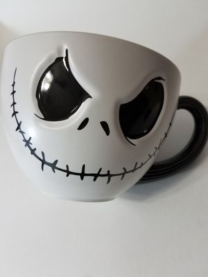 Nightmare Before Christmas 20th Anniversary Jack Skellington Mug (Please Read Description) for Sale in Phoenix, AZ