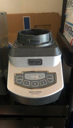 Ninja blender for Sale in Hollister, CA