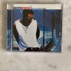 Keith Sweat Still In The Game 1998 for Sale in Casselberry,  FL