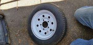 New trailer tire r12 for Sale in Stokes, NC