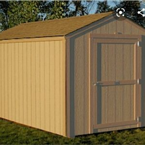 Customized Shed To Protect Your Stuff From Rain for Sale in Downey, CA
