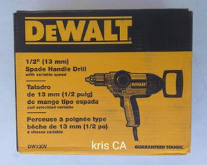 Dewalt spade handle drill with variable speed for Sale in Industry, CA