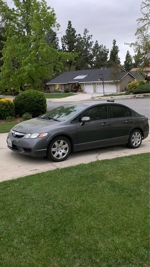 '10 Honda Civic LX Sedan 4 Door CLEAN for Sale in Claremont, CA