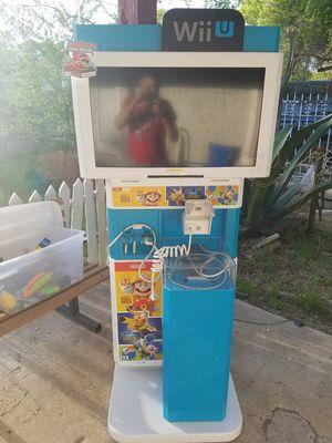 Nintendo wii u kiosk for Sale in Dallas, TX