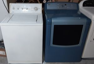 Kenmore Heavy Duty Super Capacity Electric Washer/Dryer for Sale in O'Fallon, MO