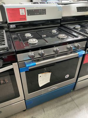 BRAND NEW! Maytag Stainless Steel Gas Range Stove Oven! 1 Year Manufacturer Warranty Included for Sale in Chandler, AZ