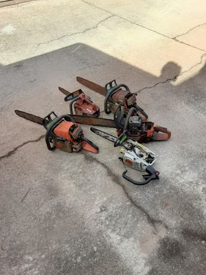 Chainsaw parts for Sale in Stone Mountain, GA