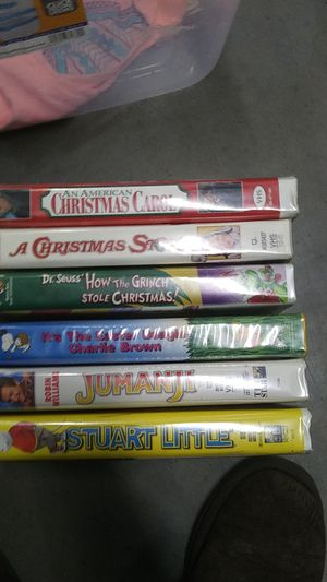 Various VHS for Sale in Vancouver, WA
