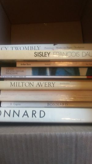 Abstract Art books in excellent condition!! for Sale in Sacramento, CA