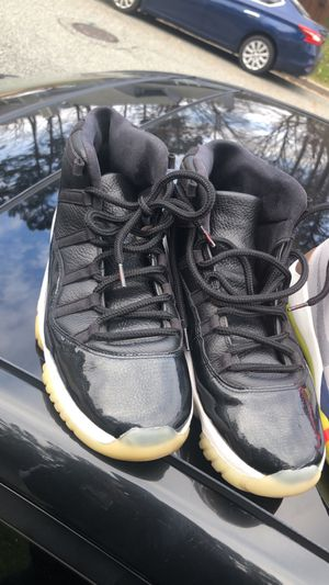 72-10 Jordan 11s size 12 for Sale in Washington, DC