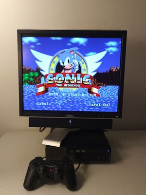 Retro Gaming PC - 500GB - Play over 10000 games in one unit for Sale in Oaklandon, IN