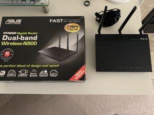 Asus wireless - N900 router for Sale in Haymarket, VA