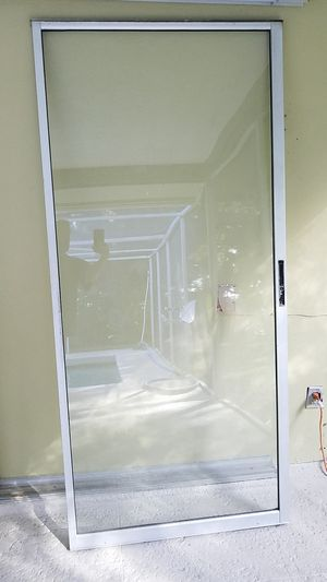 Glass slider door for Sale in Bartow, FL
