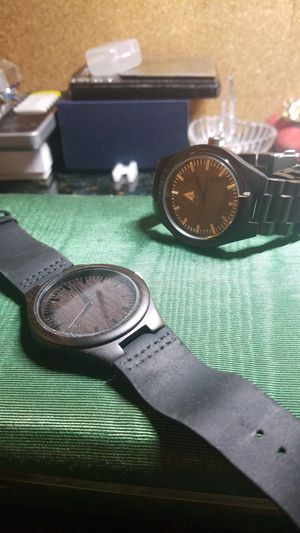 JOSHUA BRADLEY ECHO FRIENDLY WOODEN WATCH AND TREE AND CO WATCH for Sale in Fairfax, VA
