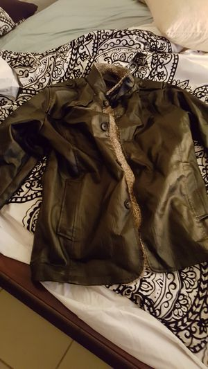 New Faux Leather Jacket for Sale in West Palm Beach, FL
