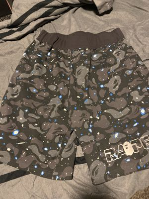 Bape Glow in the dark shorts for Sale in Sandy, UT
