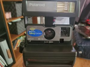 Polaroid One-step Talking Instant Camera for Sale in Twinsburg, OH