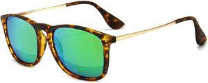 Fashion sunglasses for men women retro style square sun glasses UV400 for Sale in Los Angeles, CA