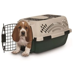 Plastic Dog Carrier Or Dog Crate for Sale in Riverside, CA