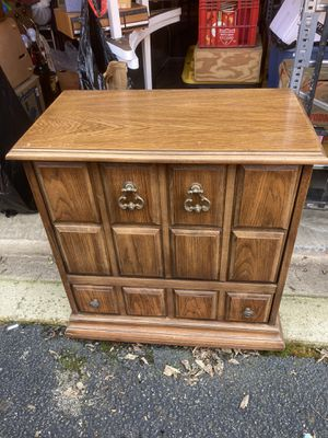 Beautiful vintage Lane record cabinet, very solid for Sale in Columbus, OH