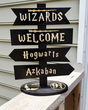 Harry Potter Home Decor for Sale in San Antonio, TX