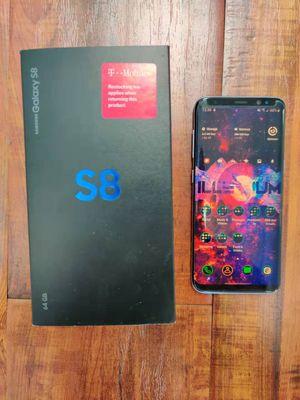 Samsung Galaxy s8 + Bose wireless earphones for Sale in Walnut, CA