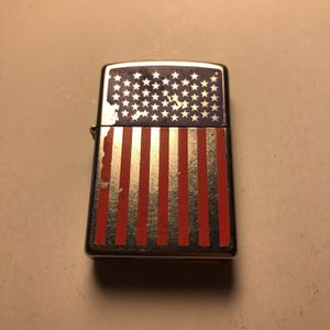 American Flag Zippo Lighter for Sale in Laurel, MD