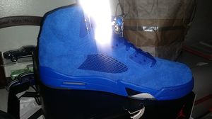 Air Jordons retro 5 and 7. Size 13 men for Sale in The Bronx, NY