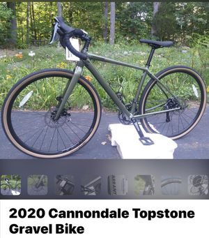 Brand New. 2020 Cannondale Topstone Gravel Bike. for Sale in Lawrence, MA