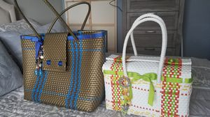 Beautiful hand crafted bags for Sale in Houston, TX