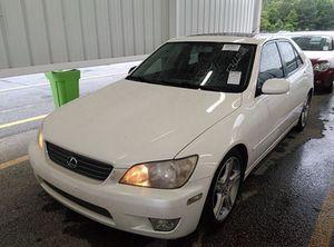 2001 Lexus IS300 for Sale in Snellville, GA