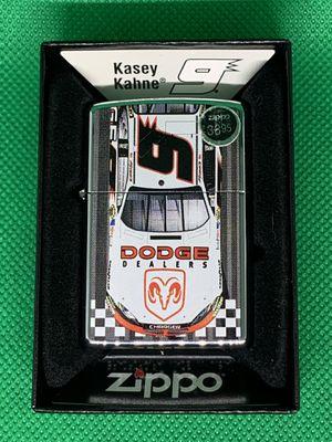 Zippo Lighter Kasey Kahne NASCAR design, never opened for Sale in Snohomish, WA
