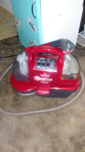 Bissell spotbot shampooer for Sale in Portland, OR