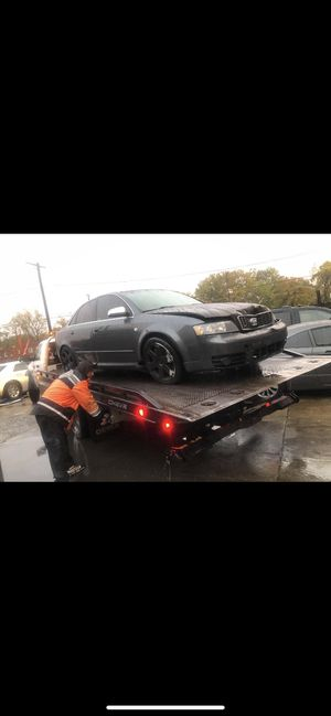 AUDI S4 WHOLE PARTS CAR for Sale in Washington, DC