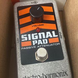 signal pad guitar pedal for Sale in La Habra, CA