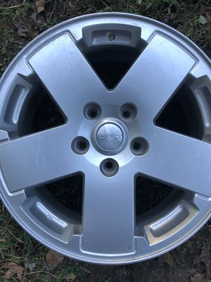 Stock Jeep wheels for Sale in Newport News, VA
