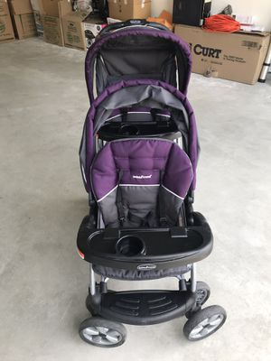 Baby Trend Sit N Stand Double stroller for Sale in Kirkland, WA