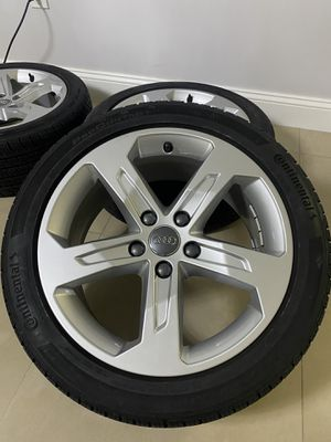 Audi Wheels and Tires (2018 A-3) for Sale in Miami, FL