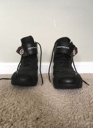 First gear Motorcycle Riding Boots/Shoes Men's Size 9 for Sale in Lorton, VA