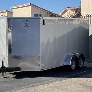 2021 7x16 Enclosed trailer for Sale in Las Vegas, NV