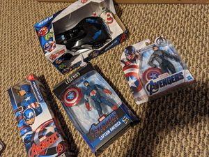 Avengers captain america for Sale in Custer Park, IL