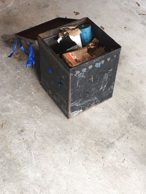 Welders box product included electrodes sticks for Sale in Tomball, TX