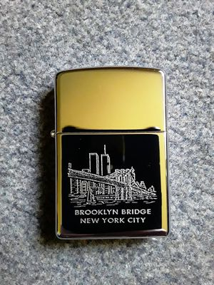 Zippo Lighter - Brooklyn Bridge for Sale in Glendale, CA