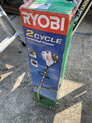 Ryobi 2 Cycle String Trimmer... NEW... for Sale in Watsonville, CA